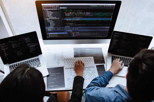 Les logiciels courants lors d'une création du site web